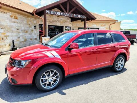 2017 Dodge Journey for sale at Performance Motors Killeen Second Chance in Killeen TX