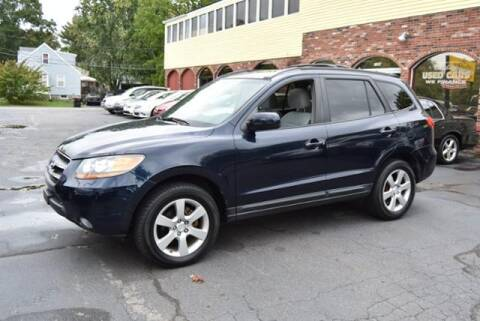 2008 Hyundai Santa Fe for sale at Absolute Auto Sales, Inc in Brockton MA