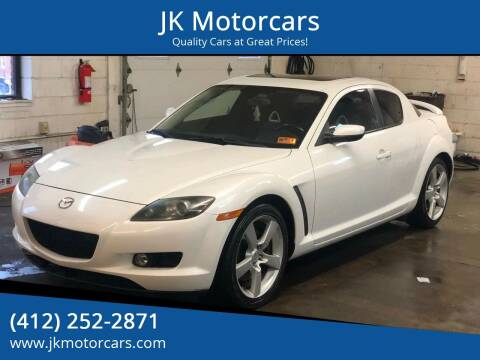 2005 Mazda RX-8 for sale at JK Motor Cars in Pittsburgh PA