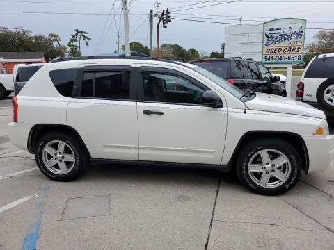 2008 Jeep Compass for sale at Steve's Auto Sales in Sarasota FL
