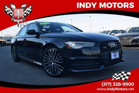 2018 Audi A6 for sale at Indy Motors Inc in Indianapolis IN