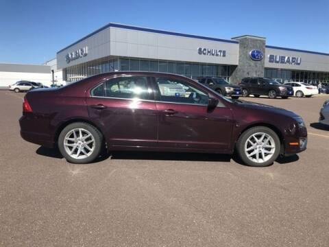 2012 Ford Fusion for sale at Schulte Subaru in Sioux Falls SD