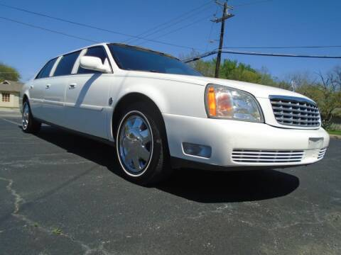 2000 Cadillac PROFESSIONAL CH for sale at Thornhill Motor Company in Hudson Oaks, TX