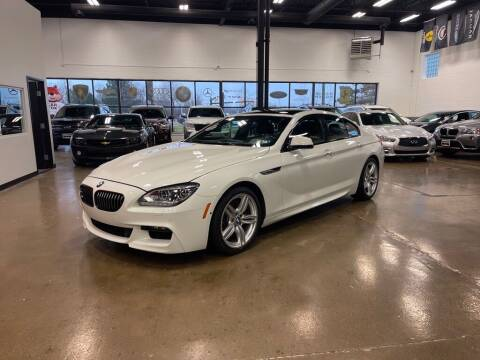 2014 BMW 6 Series for sale at CarNova in Sterling Heights MI