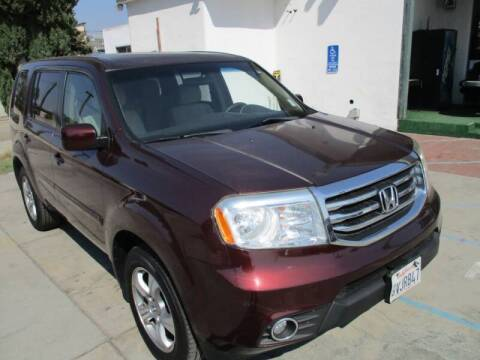 2012 Honda Pilot for sale at Auto Land in Ontario CA