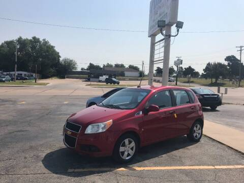 2009 Chevrolet Aveo for sale at Patriot Auto Sales in Lawton OK
