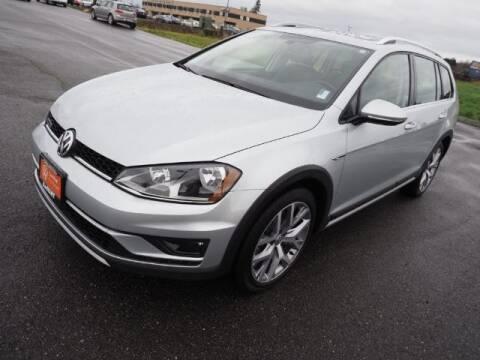 2017 Volkswagen Golf Alltrack for sale at Karmart in Burlington WA