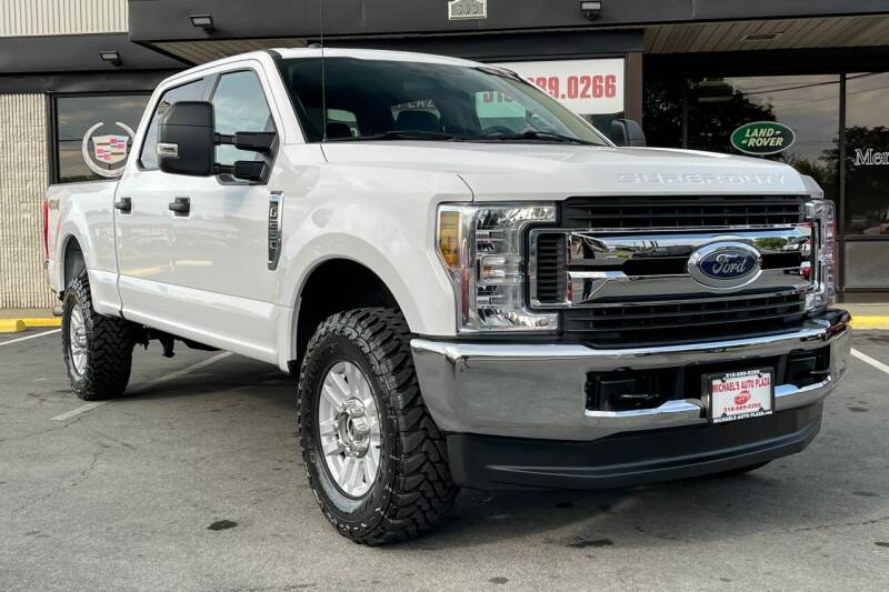 2018 Ford F-250 Super Duty for sale at Michaels Auto Plaza in East Greenbush NY