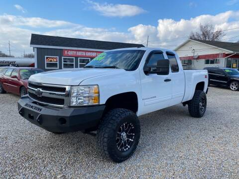 2009 Chevrolet Silverado 1500 for sale at Y City Auto Group in Zanesville OH