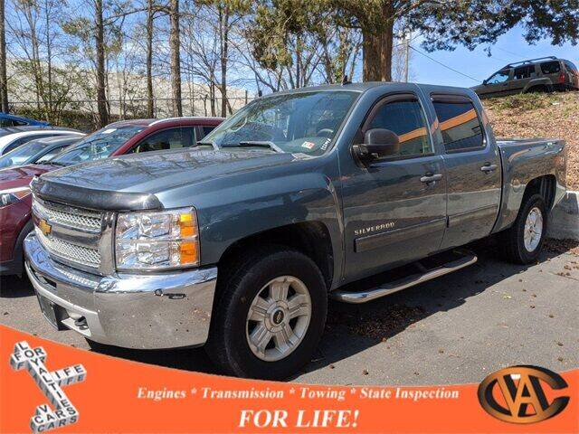 2013 Chevrolet Silverado 1500 for sale at VA Cars Inc in Richmond VA