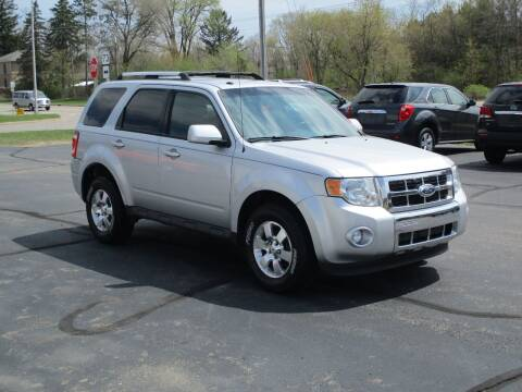 2011 Ford Escape for sale at Plainfield Auto Sales, LLC in Plainfield WI