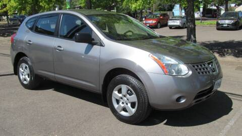 2009 Nissan Rogue for sale at D & M Auto Sales in Corvallis OR