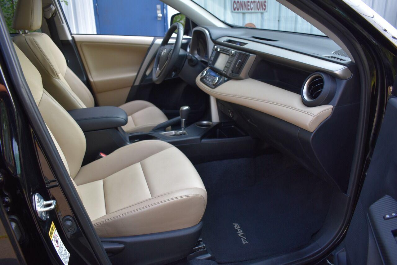 2013 Toyota RAV4 Limited AWD 4dr SUV full