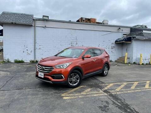 2017 Hyundai Santa Fe Sport for sale at Santa Motors Inc in Rochester NY