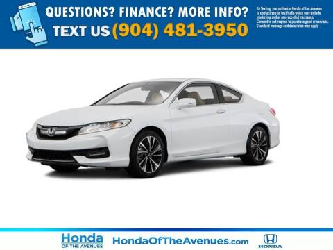2016 Honda Accord for sale at Honda of The Avenues in Jacksonville FL