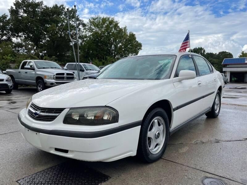 2004 Chevrolet Impala for sale at 1A Auto Mart Inc in Smyrna TN
