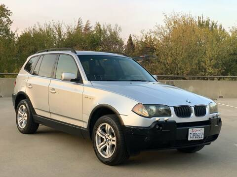2004 BMW X3 for sale at AutoAffari LLC in Sacramento CA