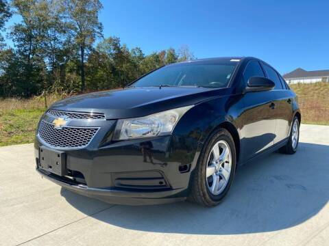 2011 Chevrolet Cruze for sale at El Camino Auto Sales in Sugar Hill GA