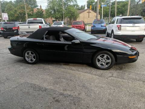 1994 Chevrolet Camaro for sale at Richland Motors in Cleveland OH