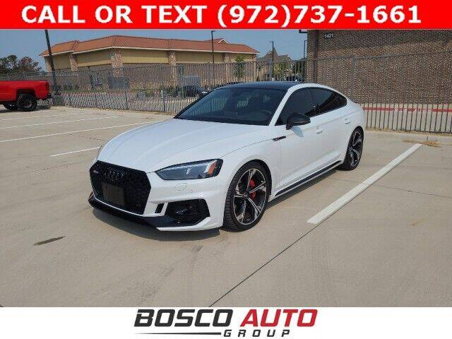 2019 Audi RS 5 Sportback for sale in Flower Mound, TX