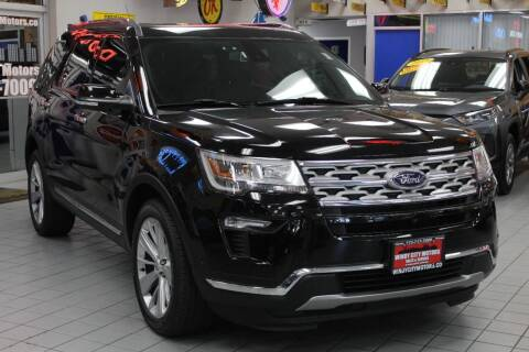 2018 Ford Explorer for sale at Windy City Motors in Chicago IL