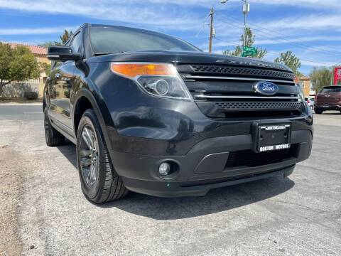 2015 Ford Explorer for sale at Boktor Motors in Las Vegas NV