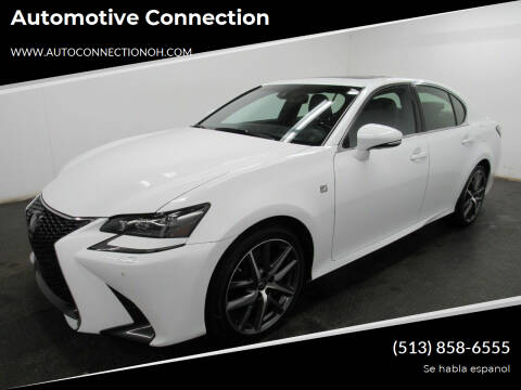 2018 Lexus GS 350 for sale at Automotive Connection in Fairfield OH
