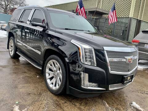 2015 Cadillac Escalade for sale at Gus's Used Auto Sales in Detroit MI