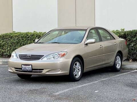 2003 Toyota Camry for sale at Carfornia in San Jose CA