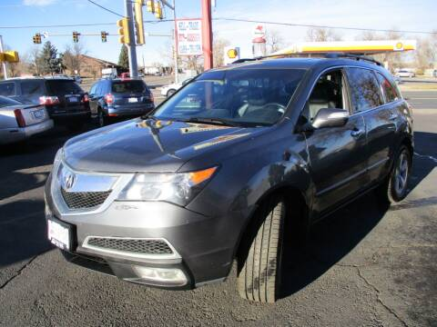 2011 Acura MDX for sale at Premier Auto in Wheat Ridge CO