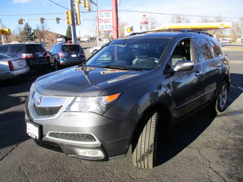 2011 Acura MDX for sale at Premier Auto in Wheat Ridge CO