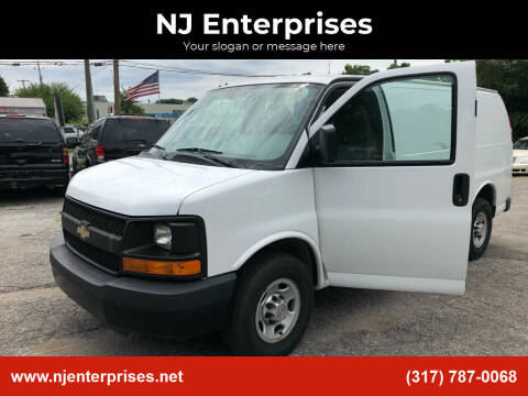 2013 Chevrolet Express Cargo for sale at NJ Enterprises in Indianapolis IN
