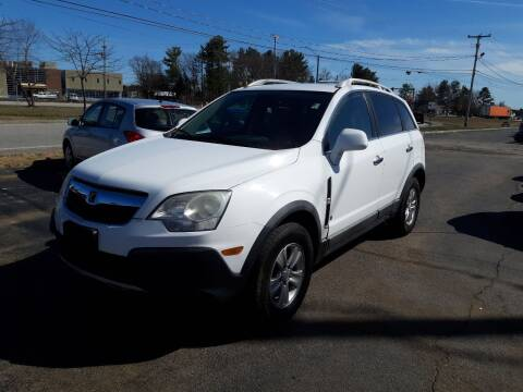2008 Saturn Vue for sale at Plaistow Auto Group in Plaistow NH