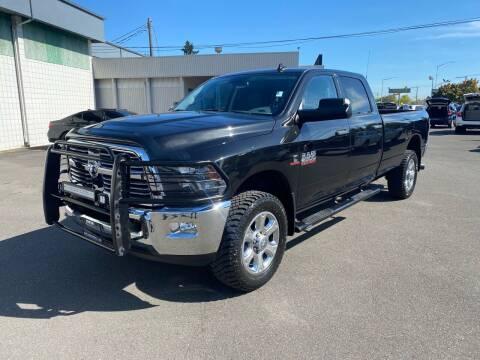 2015 RAM Ram Pickup 2500 for sale at Vista Auto Sales in Lakewood WA