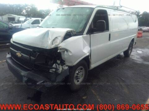 2014 Chevrolet Express Cargo for sale at East Coast Auto Source Inc. in Bedford VA