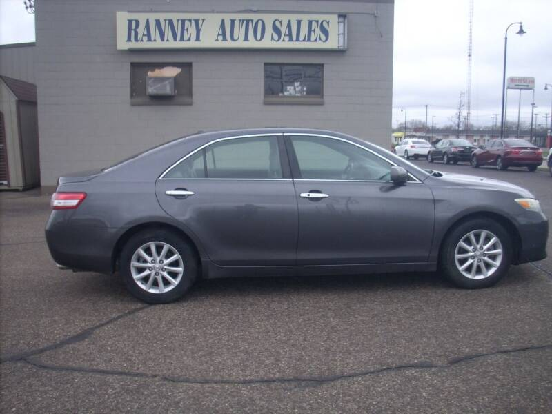 2011 Toyota Camry for sale at Ranney's Auto Sales in Eau Claire WI