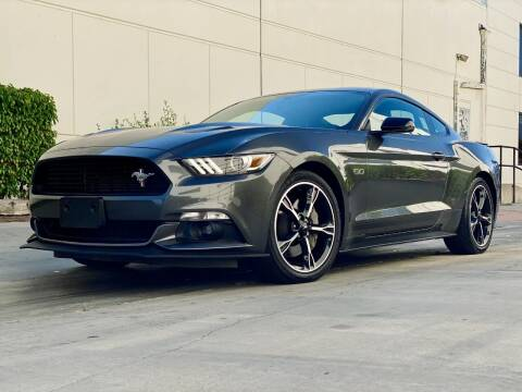 2017 Ford Mustang for sale at New City Auto - Retail Inventory in South El Monte CA