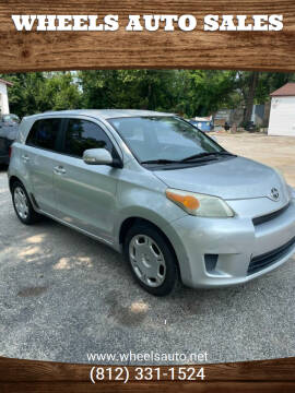 2008 Scion xD for sale at Wheels Auto Sales in Bloomington IN