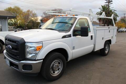 2015 Ford F-350 Super Duty for sale at CA Lease Returns in Livermore CA