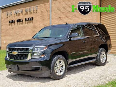 2015 Chevrolet Tahoe for sale at I-95 Muscle in Hope Mills NC