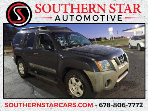2006 Nissan Xterra for sale at Southern Star Automotive, Inc. in Duluth GA