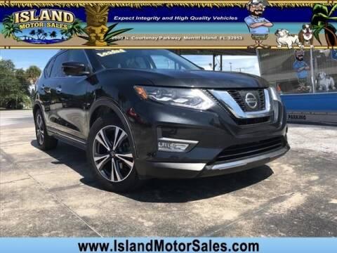 2017 Nissan Rogue for sale at Island Motor Sales Inc. in Merritt Island FL
