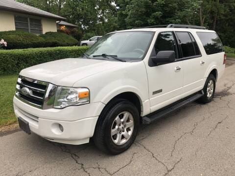 2008 Ford Expedition EL for sale at Urban Motors llc. in Columbus OH