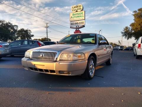 2008 Mercury Grand Marquis for sale at BAYSIDE AUTOMALL in Lakeland FL