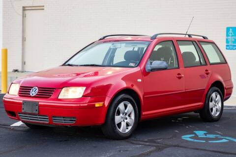 2003 Volkswagen Jetta for sale at Carland Auto Sales INC. in Portsmouth VA