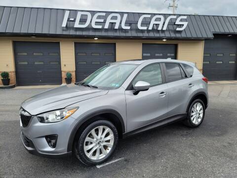 2014 Mazda CX-5 for sale at I-Deal Cars in Harrisburg PA