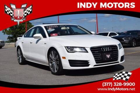 2012 Audi A7 for sale at Indy Motors Inc in Indianapolis IN
