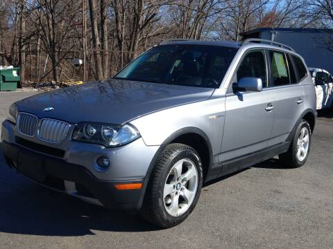 2007 BMW X3 for sale at United Auto Service in Leominster MA