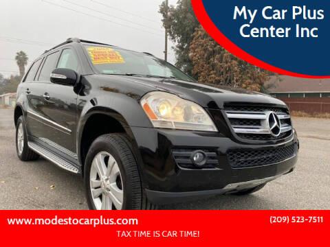 2008 Mercedes-Benz GL-Class for sale at My Car Plus Center Inc in Modesto CA