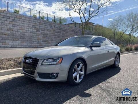 2009 Audi A5 for sale at MyAutoJack.com @ Auto House in Tempe AZ